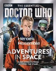 Doctor Who Essential Guide #11 Adventures In Space Bookazine Magazine Panini Comics